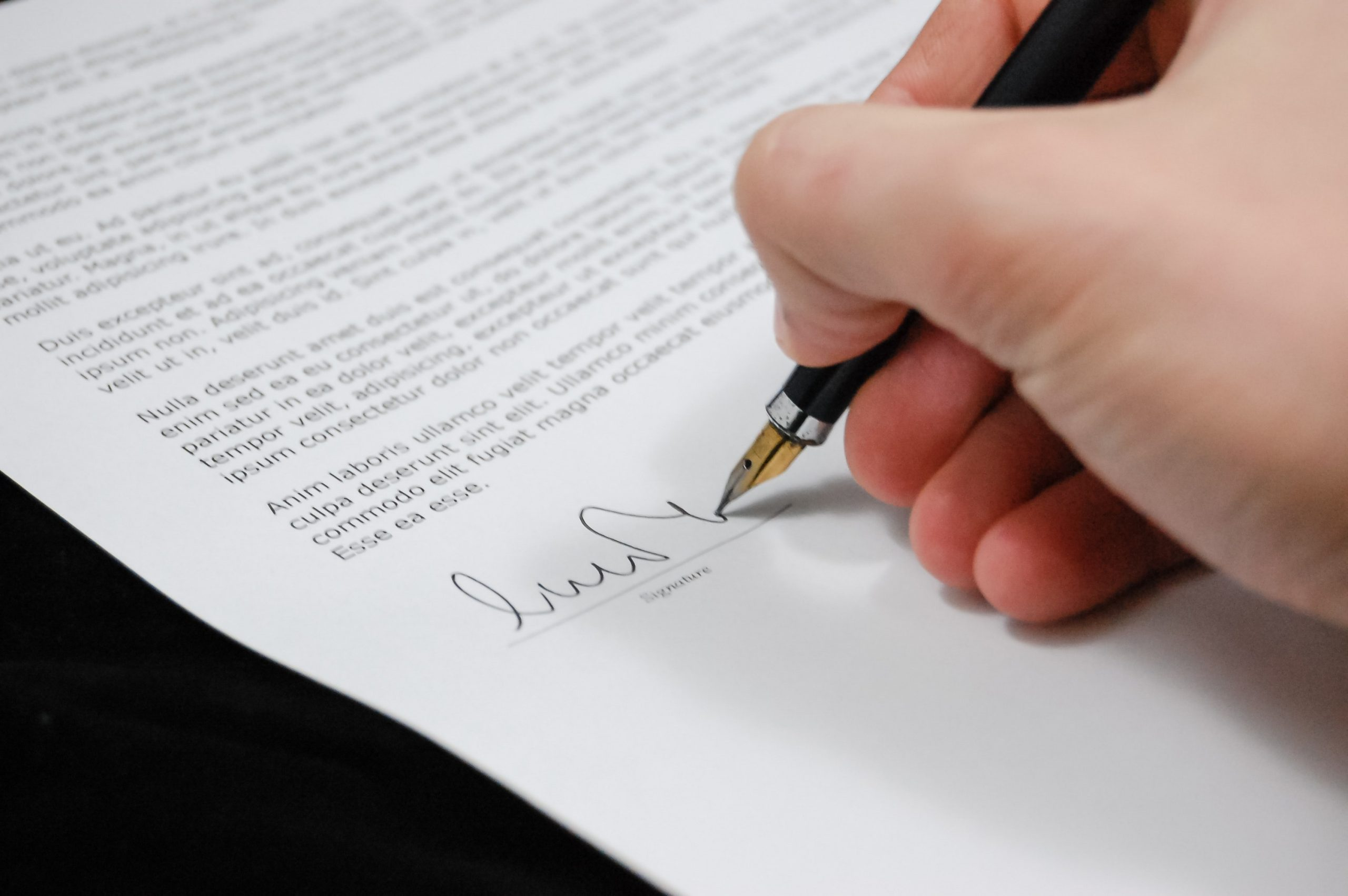 Joining 'Make A Will' Month: Why You Need To Make A Will