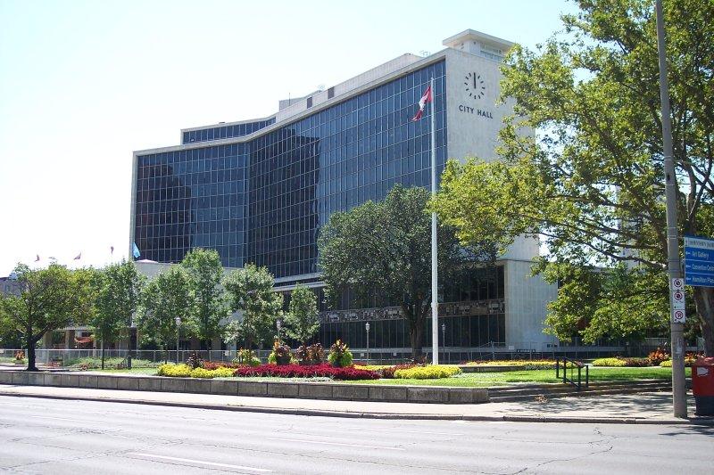 Hamilton City Hall