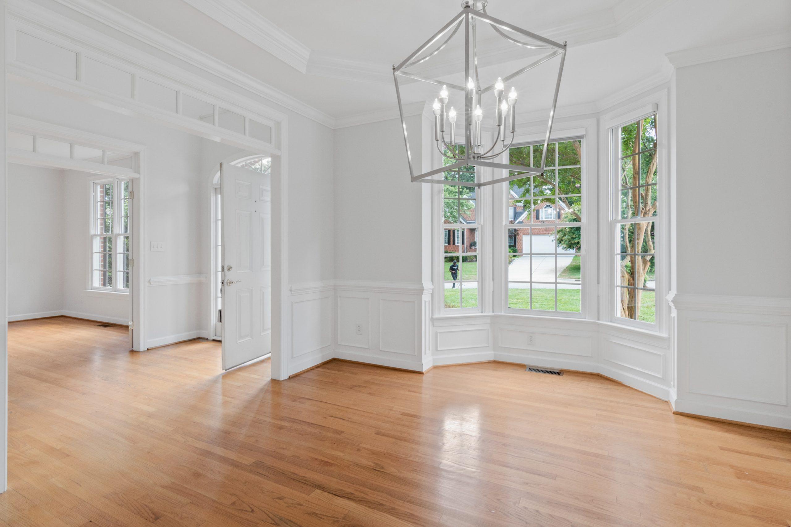 Inside An Empty House